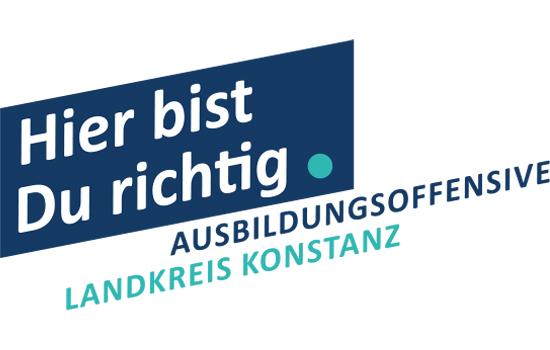 Logo Ausbildungsoffensive Landkreis Konstanz